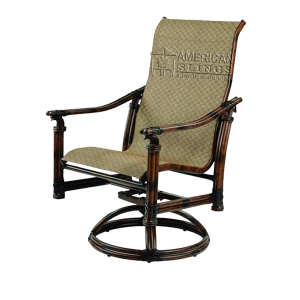 Coco Isle Swivel Rocker Sling