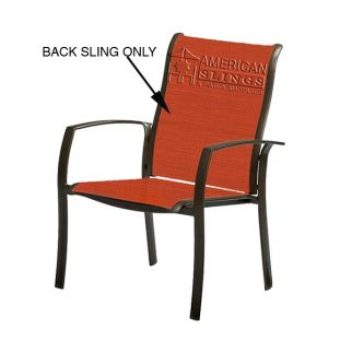 Custom, Chair, Chaise, Patio furniture, lounge, sling with velcro